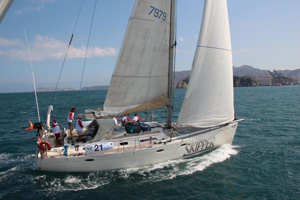llegada skipper 6